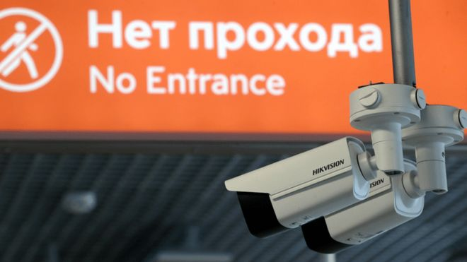 Russia's use of facial recognition challenged in court