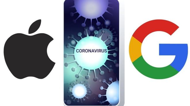 Coronavirus: Apple and Google team up to contact trace Covid-19