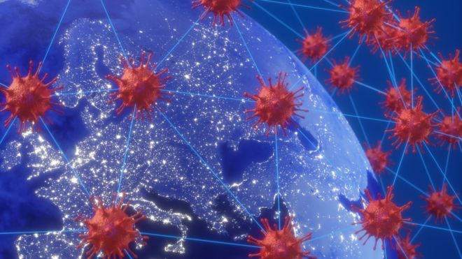 Coronavirus: Cyber-spies hunt Covid-19 research, US and UK warn