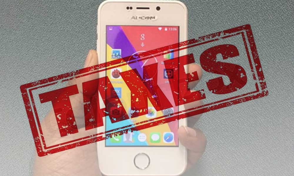 Phone tax :New tax created by the cameroon government